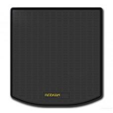 Коврик пластиковый (ПЭТ) Rezkon для багажника Audi A4 B9 2015-2019. Артикул 5044005200